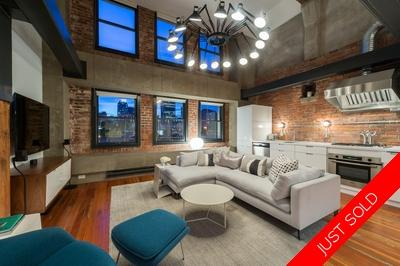 Crosstown Warehouse Conversion for sale: Bowman Block Studio 1,308 sq.ft. (Listed 2016-04-05)