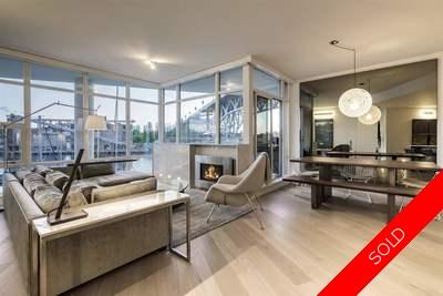 Yaletown Condo for sale:  3 bedroom 1,508 sq.ft. (Listed 2018-01-30)