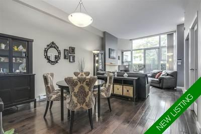 Yaletown Townhouse for sale:  2 bedroom 1,340 sq.ft. (Listed 2018-09-18)