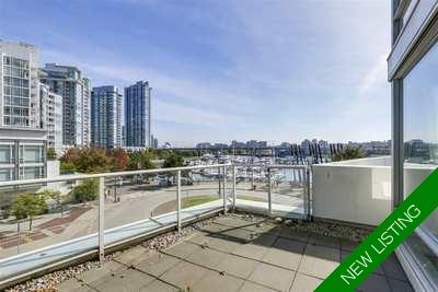 Yaletown Condo for sale:  2 bedroom 1,238 sq.ft. (Listed 2018-10-27)
