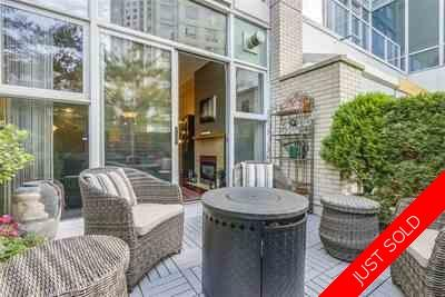 Yaletown Townhouse for sale:  2 bedroom 1,340 sq.ft. (Listed 2019-05-18)