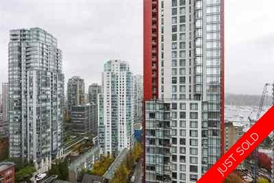 Coal Harbour Condo for sale:  1 bedroom 731 sq.ft. (Listed 2019-10-19)