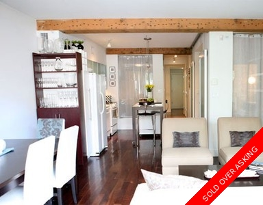 Yaletown Condo for sale: Alda 2 bedroom 901 sq.ft. (Listed 2009-09-28)