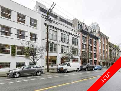Yaletown Condo for sale:  1 bedroom 813 sq.ft. (Listed 2017-04-04)