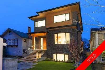 Kitsilano House for sale:  4 bedroom 2,824 sq.ft. (Listed 2017-05-15)