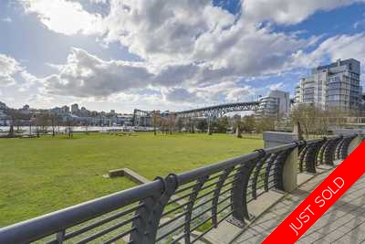 Yaletown Condo for sale:  1 bedroom 761 sq.ft. (Listed 2018-03-05)