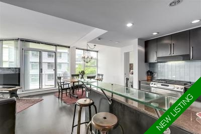 Yaletown Condo for sale:  2 bedroom 1,089 sq.ft. (Listed 2018-06-02)