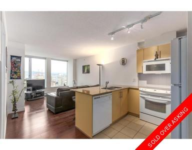 Downtown VW Condo for sale:  1 bedroom 582 sq.ft. (Listed 2018-01-25)