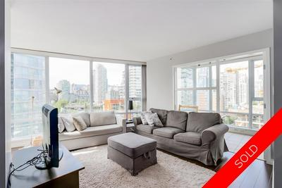 Yaletown Condo for sale:  1 bedroom 775 sq.ft. (Listed 2018-02-05)