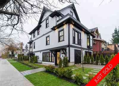 Fraser VE Duplex for sale:  4 bedroom 1,583 sq.ft. (Listed 2020-02-27)
