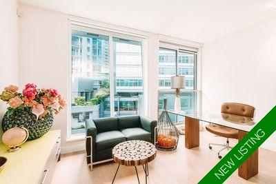 Coal Harbour Apartment/Condo for sale: West Pender Place 1 bedroom 830 sq.ft. (Listed 2020-07-01)