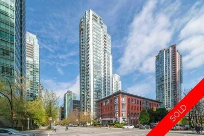 Coal Harbour Apartment/Condo for sale: The Venus  420 sq.ft. (Listed 2020-07-10)