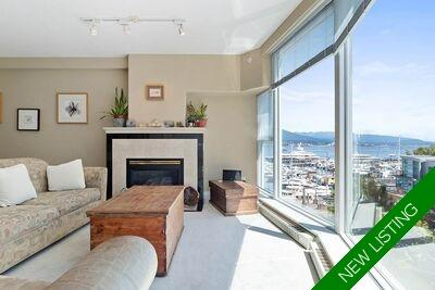 Coal Harbour Apartment/Condo for sale:  3 bedroom 1,696 sq.ft. (Listed 2020-08-25)