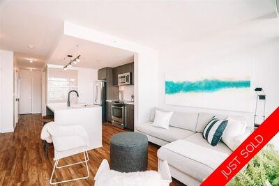 Mount Pleasant VE Apartment/Condo for sale:  1 bedroom 560 sq.ft. (Listed 2020-10-09)