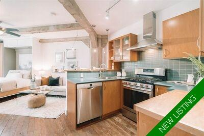 Yaletown Apartment/Condo for sale:   514 sq.ft. (Listed 2021-04-15)
